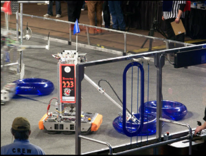 2007 robot